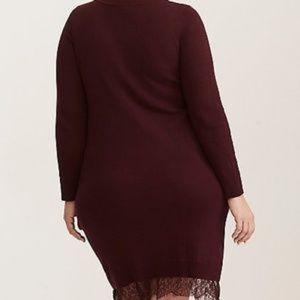 torrid Dresses - Torrid Sweater Dress